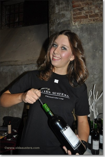 Vida Austera Wine Fashion event