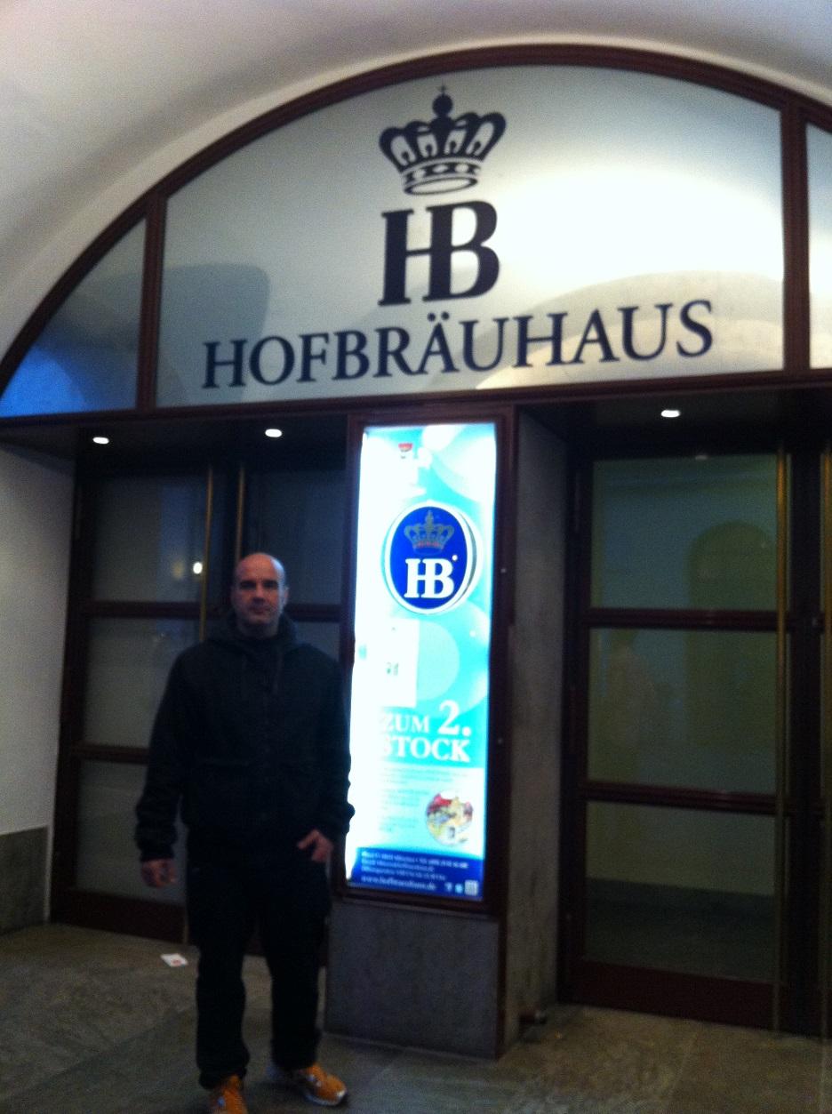 Vidaaustera HB hofbräuhaus münchen Innestadt miting