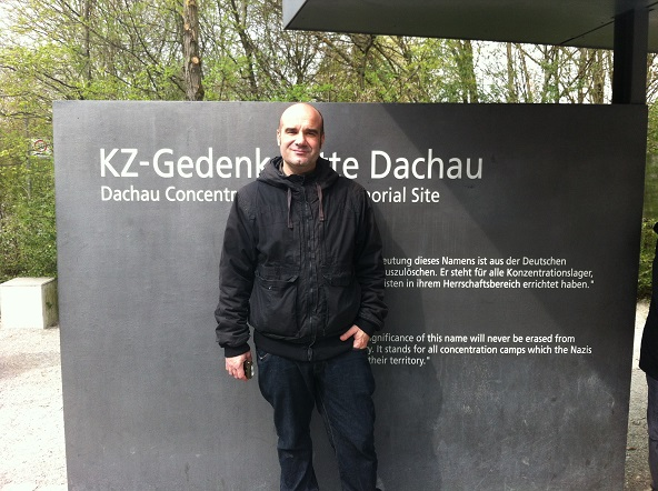 vidaaustera.com guillermo lopez museum nationalsozialismus dachau kz campo de concentracion
