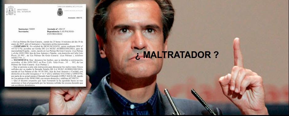 Lopez Aguilar PSOE